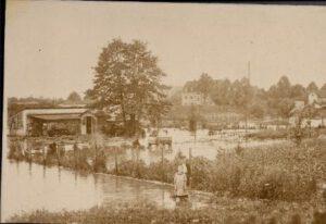 1910er: Überschwemmung